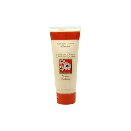 Victoria's Secret Garden Warm Embrace 7.25 oz Hand & Body Cream (Victoria Secret Creams)