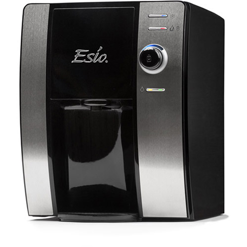 Esio Hot and Cold Countertop Beverage System - Model EOCB1001 Black