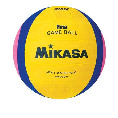 Water Polo Ball by Mikasa Sports, Size 5 Men W6000W Series by Mikasa