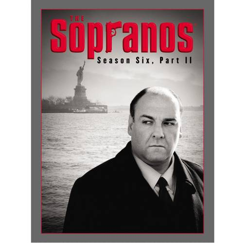 SOPRANOS-6TH SEASON-PART 2 (DVD/4 DISC SET)