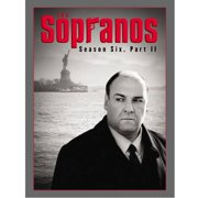 The Sopranos: Season Six, Part 2 by WARNER HOME ENTERTAINMENT