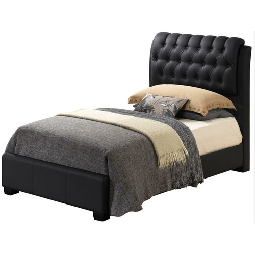 Latitude Run Medford Upholstered Panel Bed