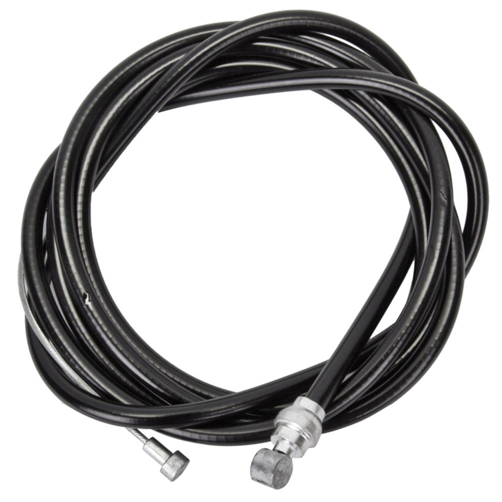 SunLite Bicycle Bike Brake Cable 1650mm w/ Housing Liner // Black
