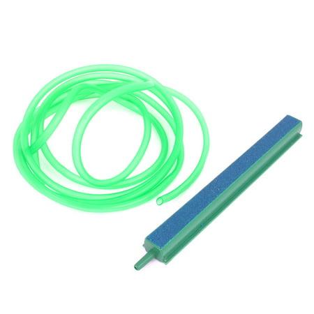- Fish Tank Green Air Pump Oxygen Circulate Tube Pipe 7.2ft w 16cm Air Stone