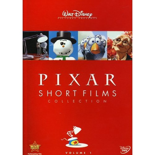 PIXAR SHORT FILMS COLLECTION-V01 (DVD/2.0/DD 5.1/SP-FR-BOTH)