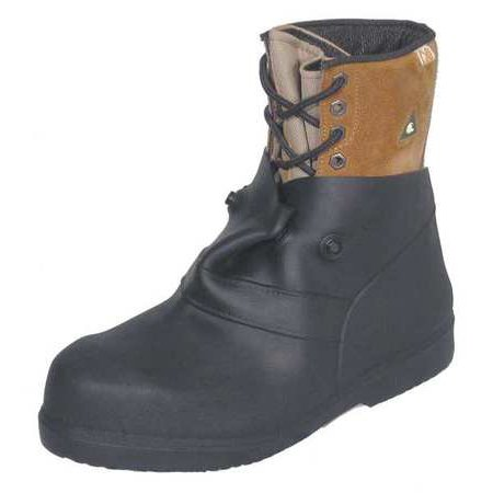 T Rex Size (Treds Overboots Overboots 2XL Black  )