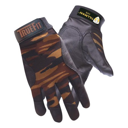 Tillman 1478 True Fit Premium Top Grain Cowhide Performance Work Gloves, Large