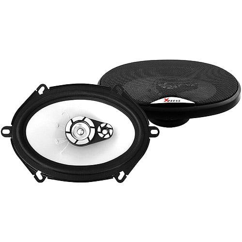 "Xpress 5 x 7"" 3-way 500W Universal Premium Car Speaker"