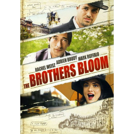 - The Brothers Bloom (DVD)