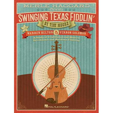 Merle Haggard Presents Swinging Texas Fiddlin