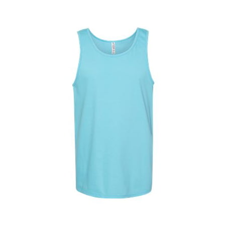 Alstyle Ultimate Tank Top M Pacific Blue