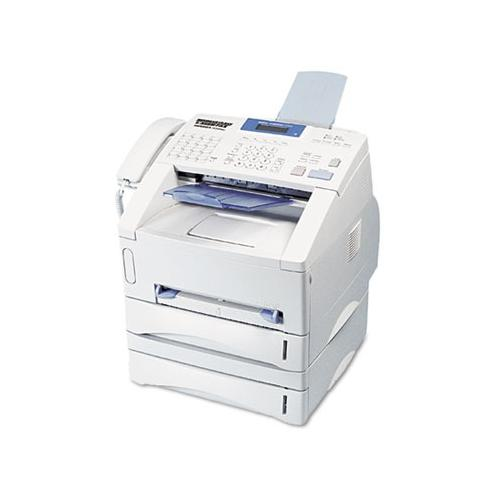 Brother IntelliFAX 5750e Laser Multifunction Printer - Monochrome - Plain Pap...