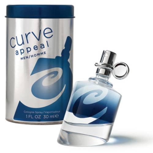 Curve Appeal For Men Cologne Spray, 1 oz