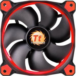 Thermaltake Riing 12 High Static Pressure LED Radiator Fan Red by Thermaltake