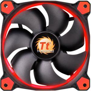 Thermaltake Riing 12 Red LED 120mm Computer PC Case Fan -
