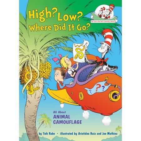 High? Low? Where Did It Go? : All About Animal Camouflage](Go Low Shop)