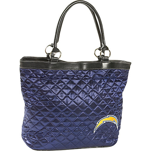 Littlearth Quilted Tote - San Diego Chargers