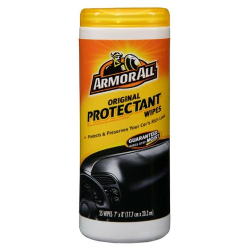 Armor All Original Protectant Wipes 25 ea (Pack of 2)