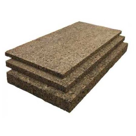 Cork Sheet, Insulation, 1 In Th, 12 x 36 -