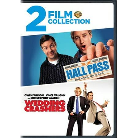 Hall Pass/Wedding Crashers (DVD) ()