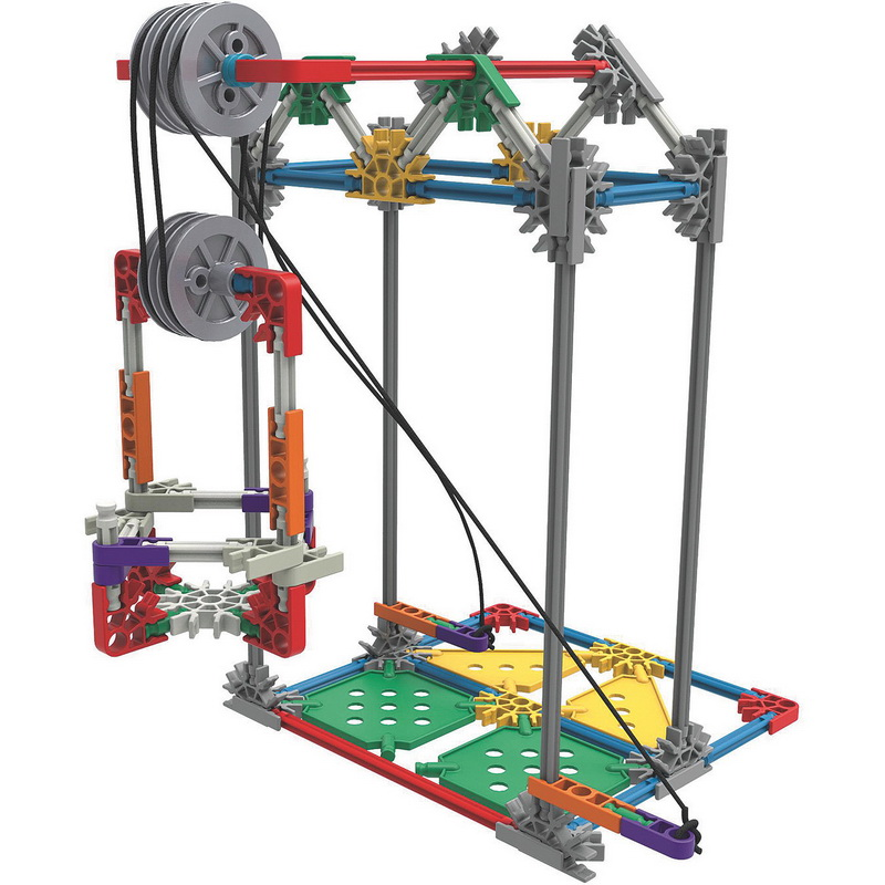 (Price Kit)Knex KNEX Makerspace: Simple Machines by