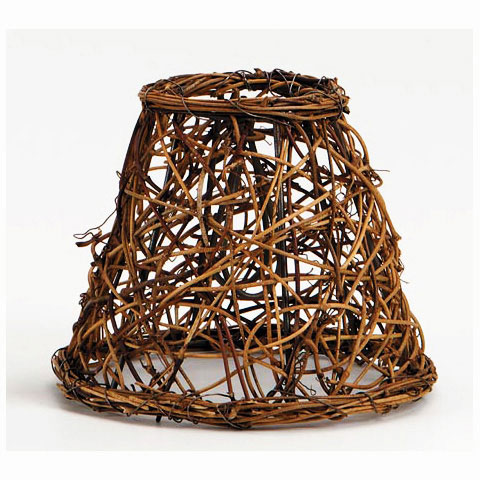 Lampshade - Woven Vine - 5 inches