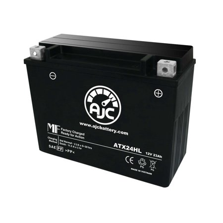 Polaris 500 Indy Wide Trak LX 488CC Snowmobile Replacement Battery (1994-1999) This is an AJC Brand Replacement ()