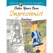 Dover Publications Dover Masterworks:Impressionist Painting