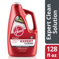 Hoover Expert Clean Carpet Cleaner Solution 128Oz, AH15074