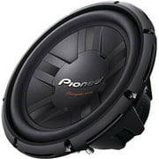 "Pioneer 12"" 1,400-Watt  Champion Series Subwoofer # TS-W311D4, Dual Voice Coil"