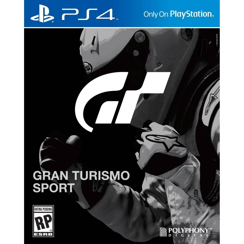 Polyphony Digital Gran Turismo Sport, Sony, PlayStation 4, 711719502791