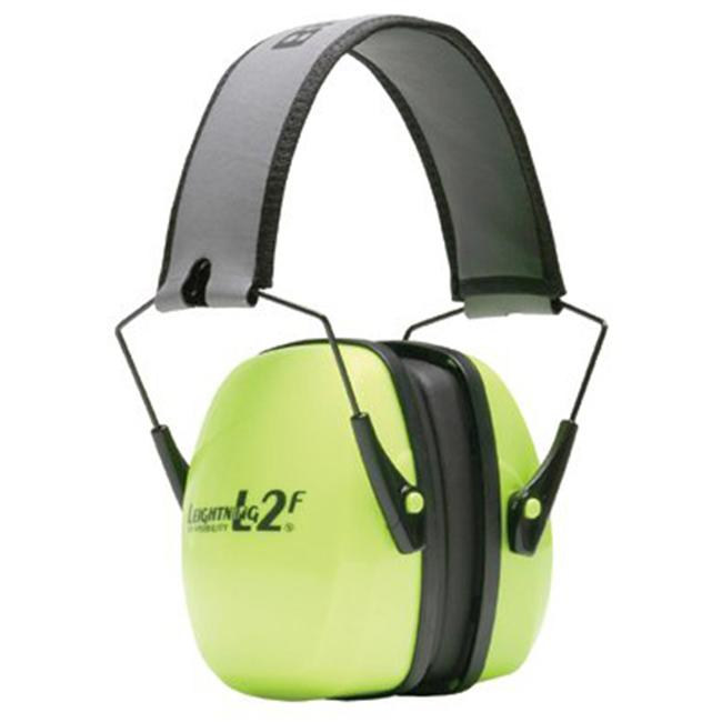 Howard Leight by Sperian 154-1013942 Hi-Visibility Folding Earmuff - Wire