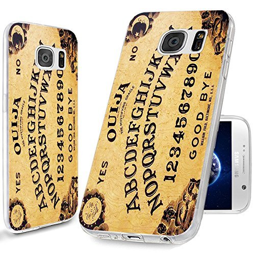 Ganma Armour Slim Case For Samsung Galaxy Note 8 Case,White Ouija Board Case For Samsung Galaxy Note 8 Black Cover