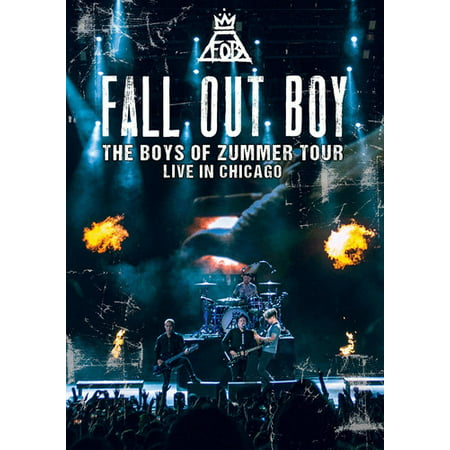 Fall Out Boy: Boys of Zummer Live Chicago (DVD)