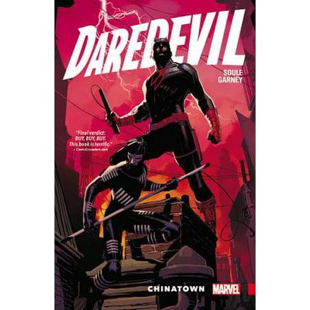 Daredevil: Back in Black Vol. 1 : Chinatown