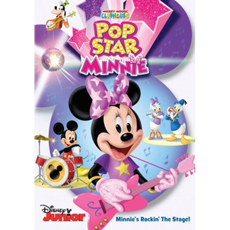 Mickey Mouse Clubhouse: Rock Star Minnie (DVD) (Mickey Mouse Clubhouse Full Episodes En Espanol)