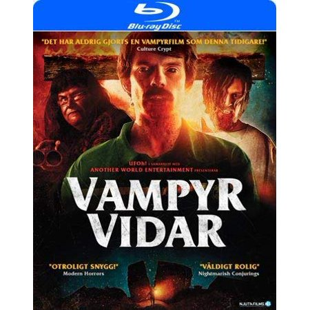 Vidar the Vampire (2017) ( VampyrVidar ) [ NON-USA FORMAT, Blu-Ray, Reg.B Import - Sweden ] - Halloween Usa 2017 Date