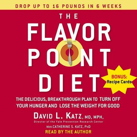 Flavor Diet - The Flavor Point Diet - Audiobook