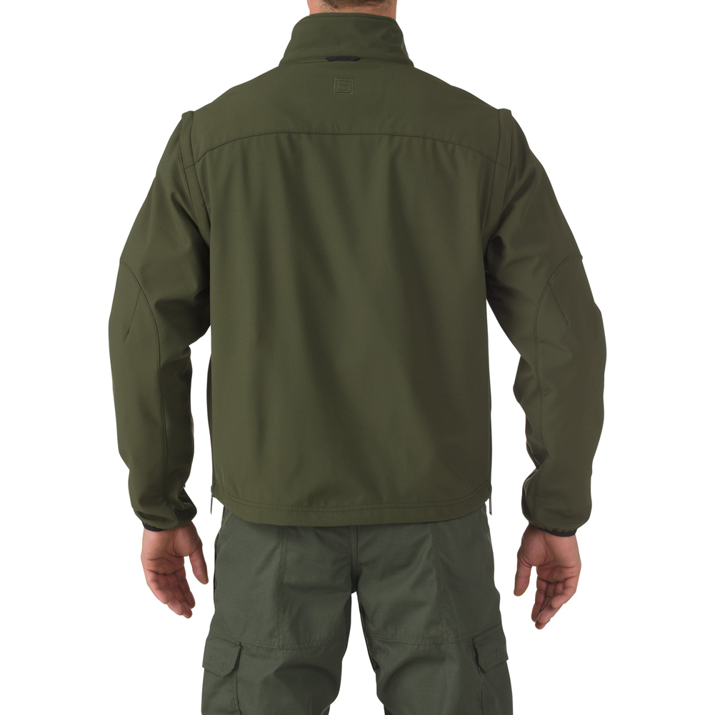 Valiant Softshell Jacket, Sheriff Green by 5.11 Tactical