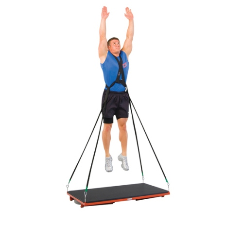 Weight Training Equipment Pro Power Jumper by Athletic Connection