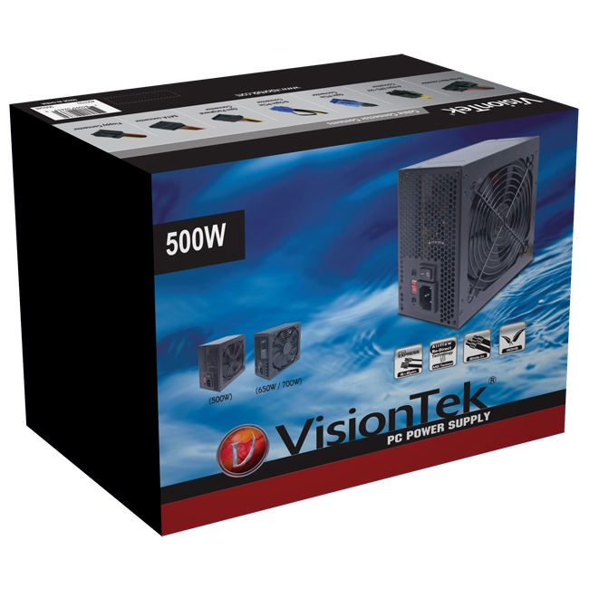 Visiontek 900346 ATX12V and EPS12V Power Supply