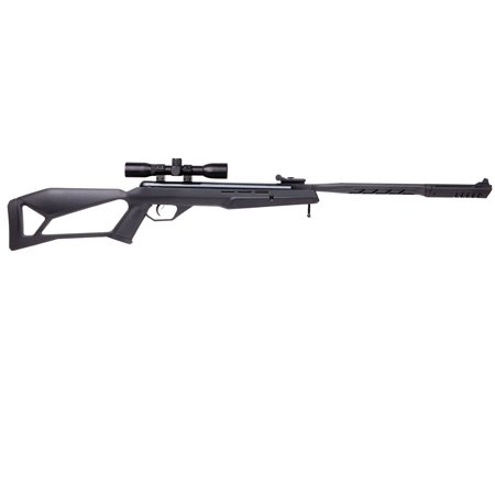 Crosman Thrasher SBD .177 Caliber NP2 Break Barrel Air Rifle with Scope,