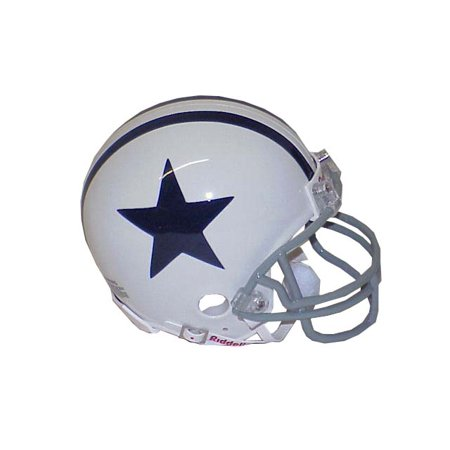 Riddell Throwback Mini Helmet - NFL Dallas Cowboys