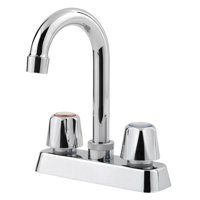 product image pfister pfirst series 2 handle barprep kitchen faucet in polished chrome - Pfister Kitchen Faucets