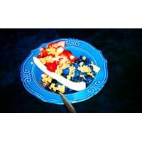 945f55eaa3e Product Image Framed Art For Your Wall Fruit Food Muesli Blueberries  Strawberries Yogurt 10x13 Frame