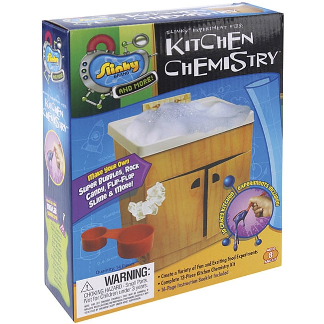 POOF -Slinky Kitchen Chemistry Kit