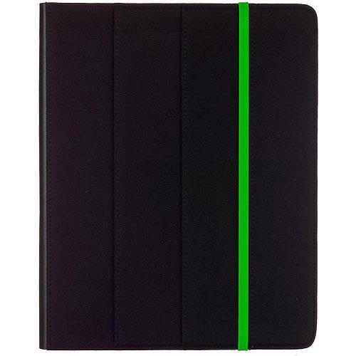 M-Edge Trip Jacket for New iPad, Black