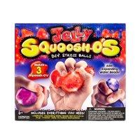Horizon Group USA Jelly Squoosh-O's Stress Ball Kit, 1 Each