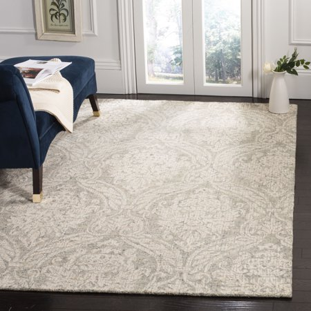 Abstract Damask Pearl - Safavieh Abstract Constantine Damask Area Rug or Runner