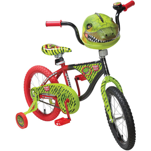 "16"" Raskullz T-Rad Rex Boys' Bike"